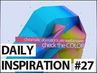 Daily MoGraph Inspiration / 27 / Artistic Package