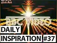 Daily MoGraph Inspiration / 37 / Retro Motion Graphics
