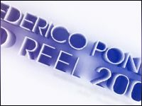 Federico Ponce Showreel 2009 + selected work