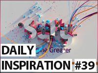 Daily MoGraph Inspiration / 39 /