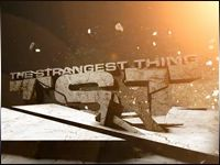 The Strangest Thing – Showreel 2009 + 2008 + selected works