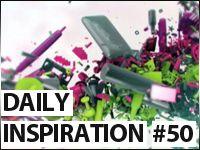 Daily MoGraph Inspiration / 50