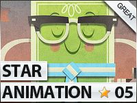 Star Animation – How Your Money Works by MUSCLEBEAVER